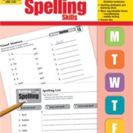 Building Spelling Skills- Grade 3
