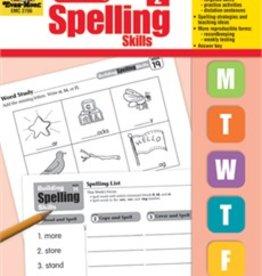 Building Spelling Skills- Grade 2