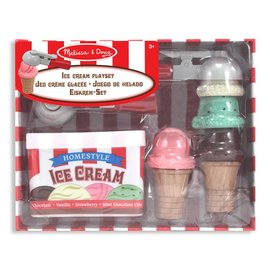Melissa & Doug Ice Cream Playset