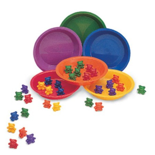 Learning Resources Baby Bear Sorting Set