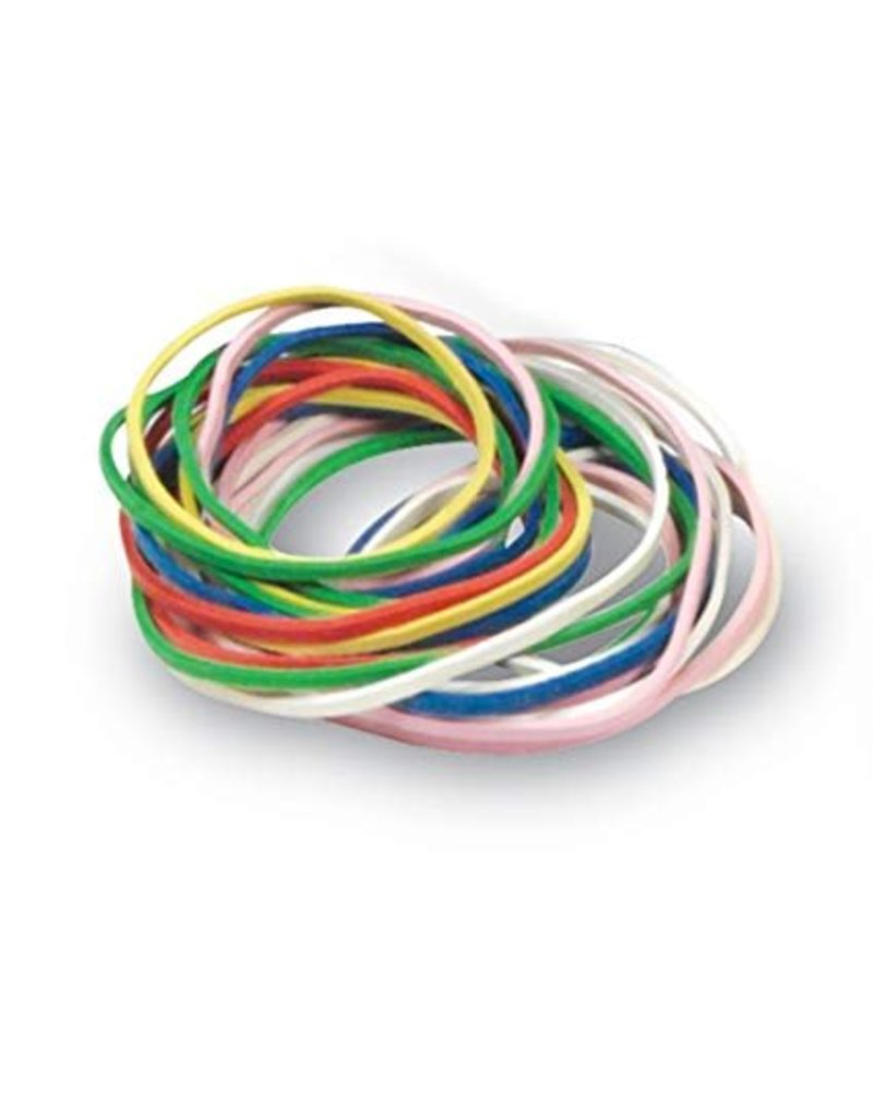 Learning Resources Assorted Rubber Bands