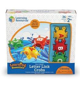 Learning Resources Smart Splash Letter Link Crabs
