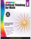 Critical Thinking for Math- Grade 8