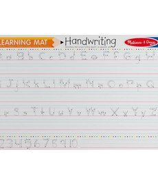 Melissa & Doug Learning Mat- Handwriting