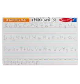 Melissa & Doug Learning Mat- Handwriting