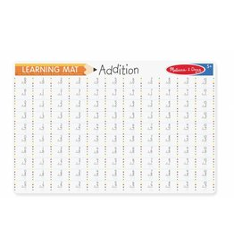 Melissa & Doug Learning Mat- Addition