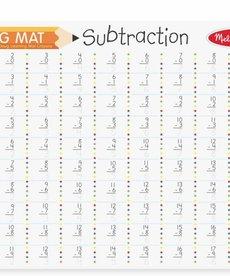 Melissa & Doug Learning Mat- Subtraction