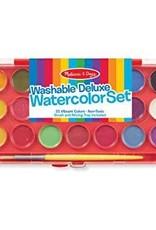 Melissa & Doug Deluxe Watercolor Set