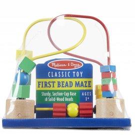 Melissa & Doug First Bead Maze