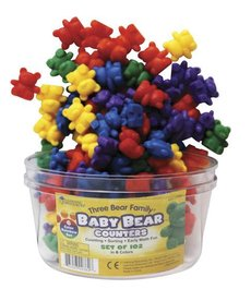 Learning Resources Baby Bear Counters