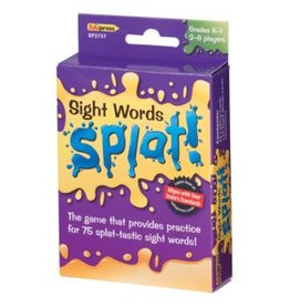 Splat Sight Words K-1
