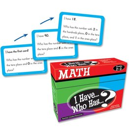 I Have Who Has...Math Game Grd 2-3