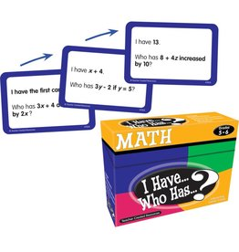 I Have Who Has...Math Gr 5-6
