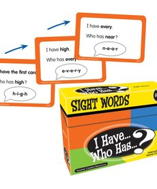 I Have...Who Has? SIght Words Grade 2