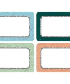 Home Sweet Classroom Painted Wood Name Tags/Labels