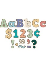 """Home Sweet Classroom Painted Wood Bold Block 4"""" Letters"""
