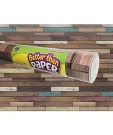 Better Than Paper-Reclaimed Wood