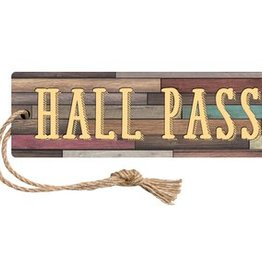Home Sweet Classroom Magnetic Hall Pass