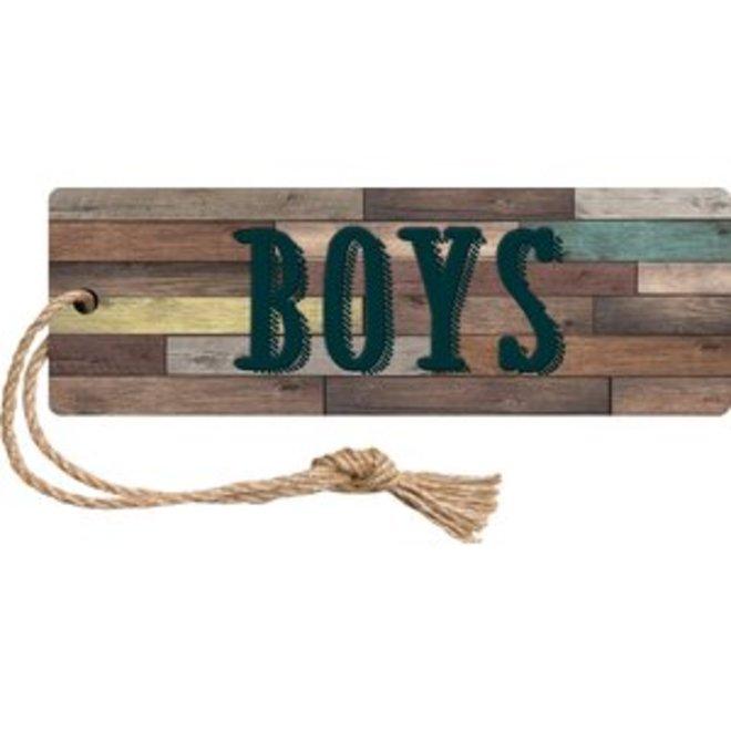 Home Sweet Classroom Boys Pass