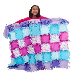 Created By Me-Butterfly Fleece Quilt