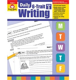 Daily 6 Trait Writing- Grade 5