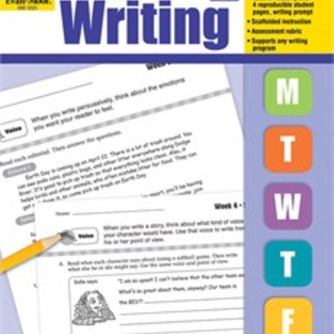 Daily 6 Trait Writing- Grade 5