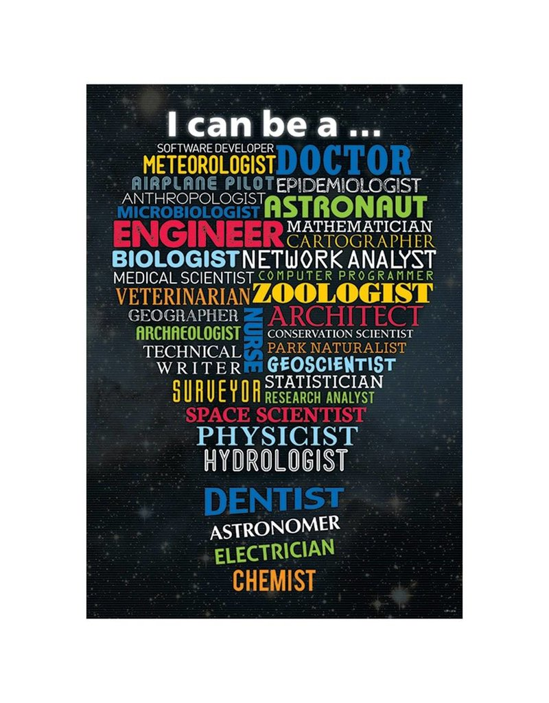 STEM Careers-Poster