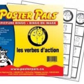 French BIngo- les verbes d'action