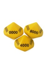 10 sided 1000's dice
