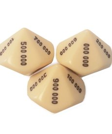 10 sided 100,000's dice