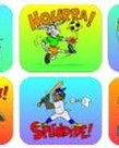 French Stickers - Sports