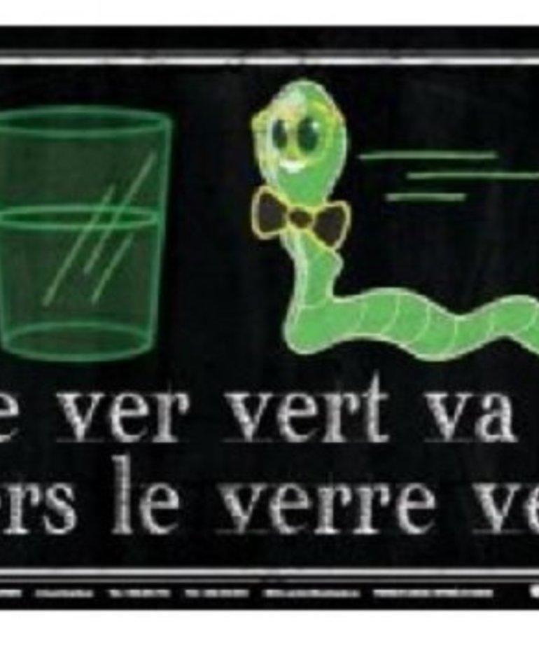 French Poster - Fun Photos Set