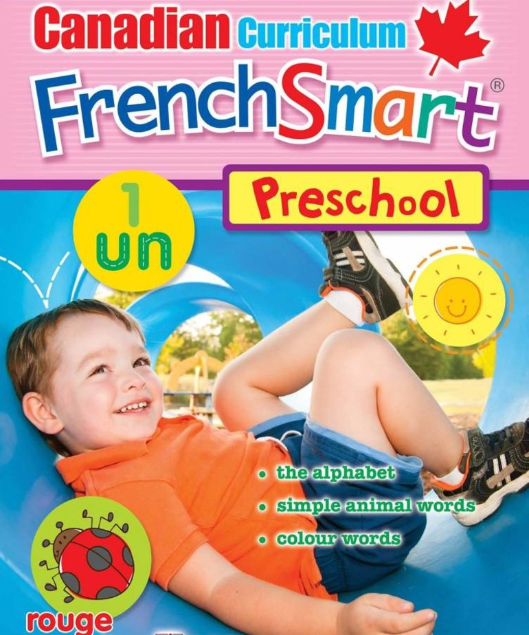 FrenchSmart: Preschool book