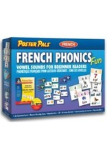 French Phonics Fun - vowels