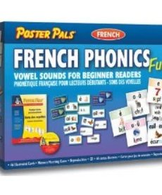 French Phonics Fun - vowels