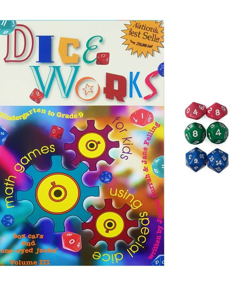 Dice Works ( minideck,spec dice,5 reg dice)
