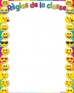 French Emoji - Class Rules