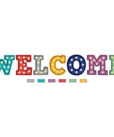 Welcome Bulletin Board Display