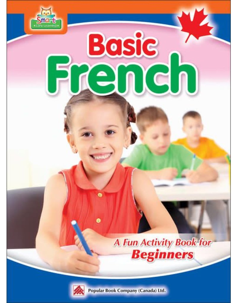 Smart Early Learning: Basic French