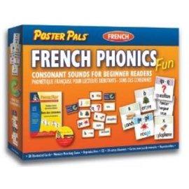 French Phonics Fun - Consonants