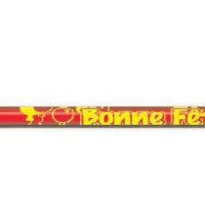 French pencil - Bonne fete