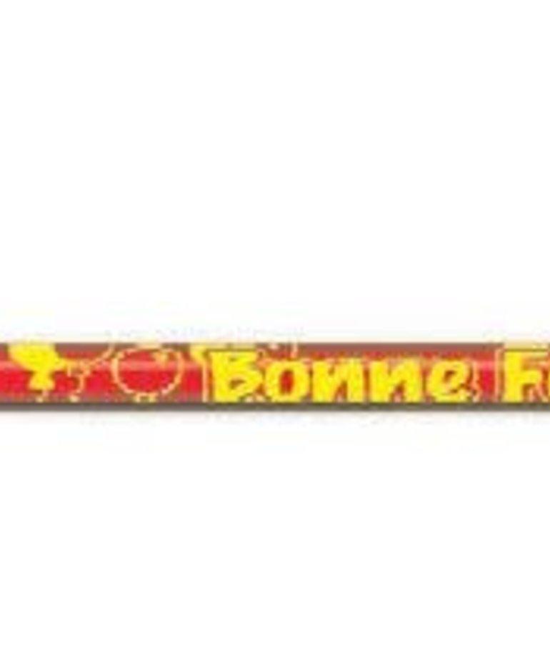 French pencil - Bonne fete