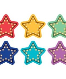 Stars Spot on Vinyl Floor Markers