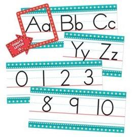 Marquee Alphabet Bulletin Board