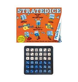 Stratedice Book & tray