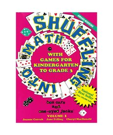 Shuffling Into Math (5 dice and minideck)
