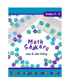Math Shakers Upper Elementary Book