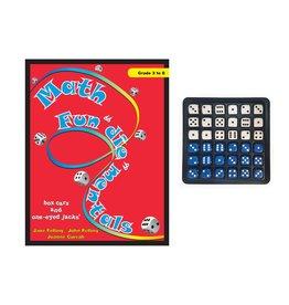 """Math Fun""""die""""mentals (Book & tray)"""