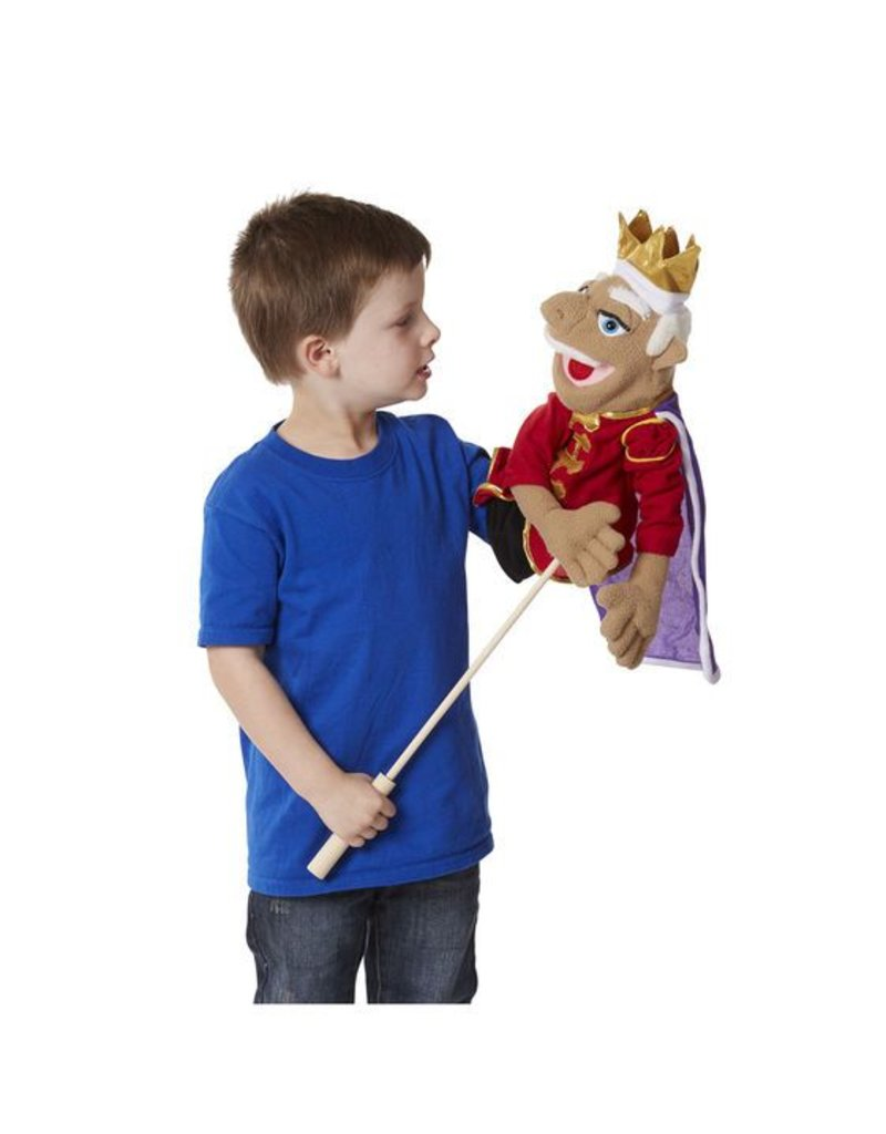 Melissa & Doug King Puppet