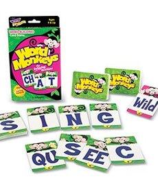 Word Monkeys Game